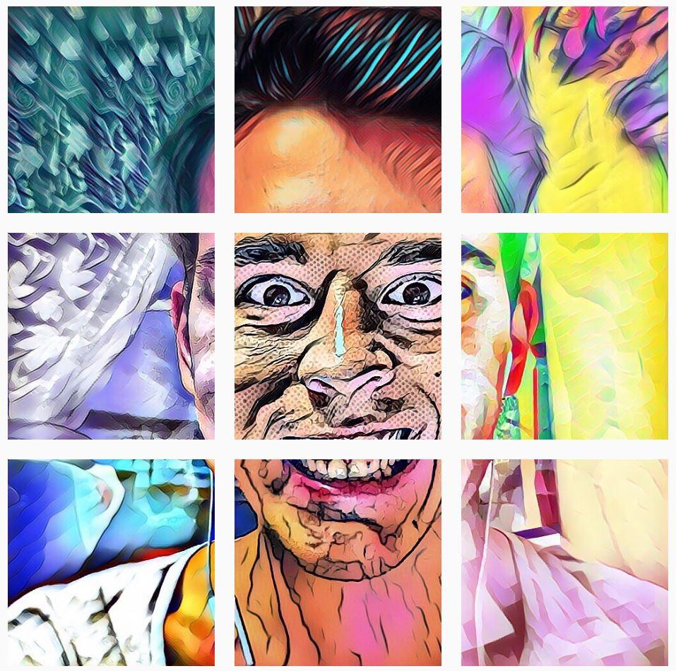 Collage Insta
